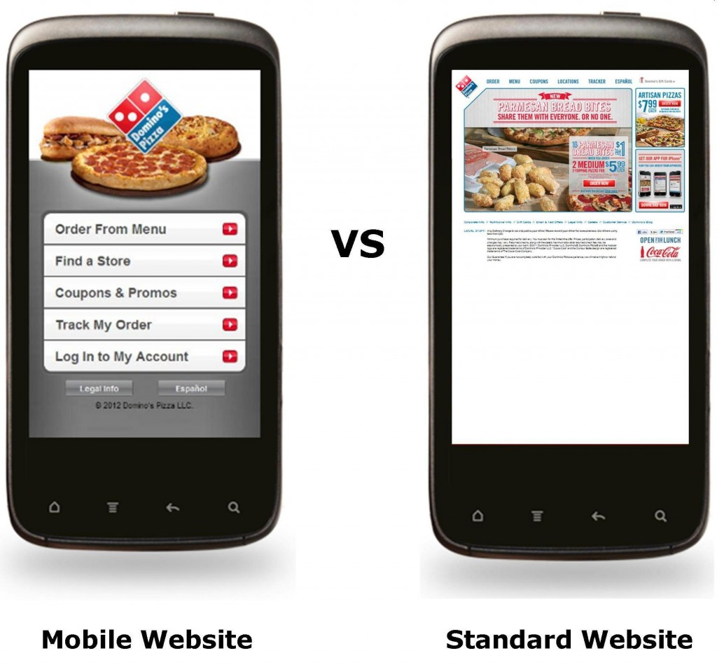 Sites for mobile phones: a selection of sites